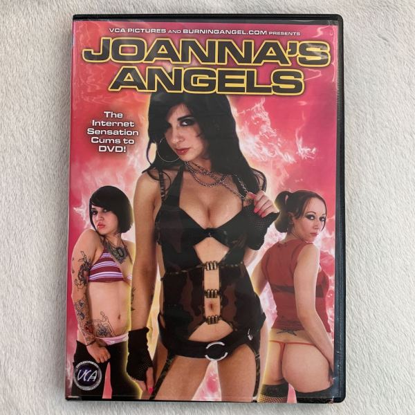 Joanna Angel BurningAngel.com Joanna's Angels DVD