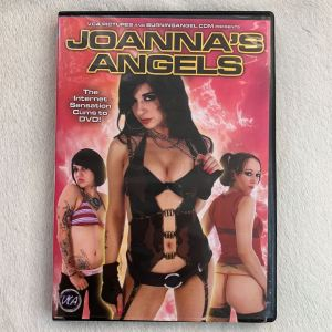 Joanna Angel BurningAngel.com Joanna's Angels DVD