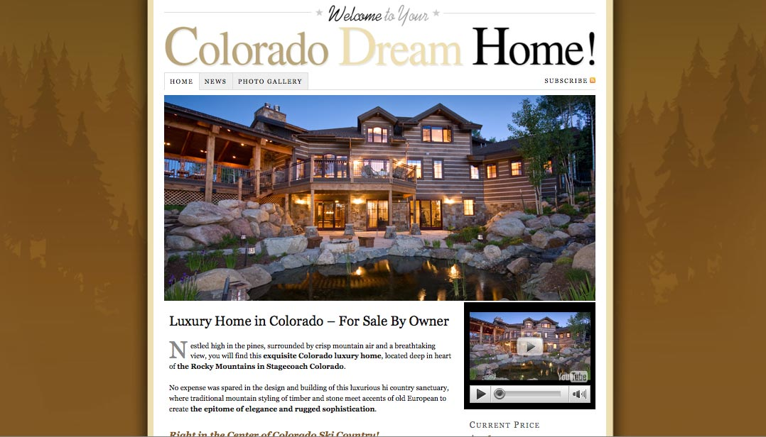 How To Sell a Luxury Home in Colorado