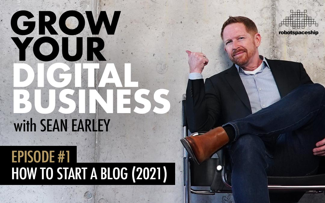 Announcing The Grow Your Digital Business Podcast!