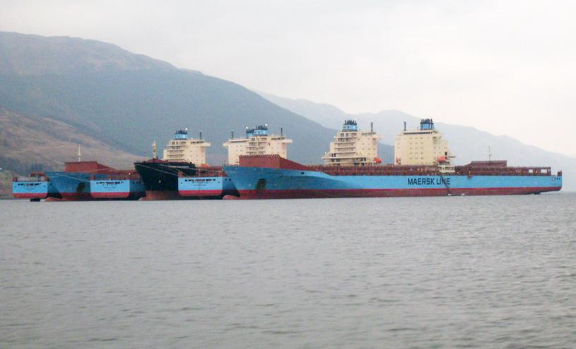 Maersk 2nd officer salary
