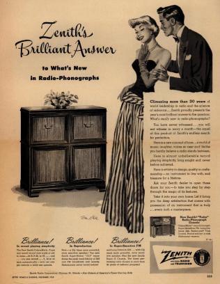 ZenithRadioAd[1950]