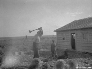 Firewood Slitting 1928 NWT