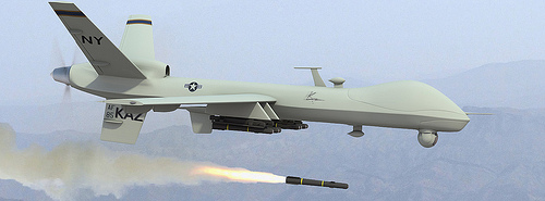 predator drone photo