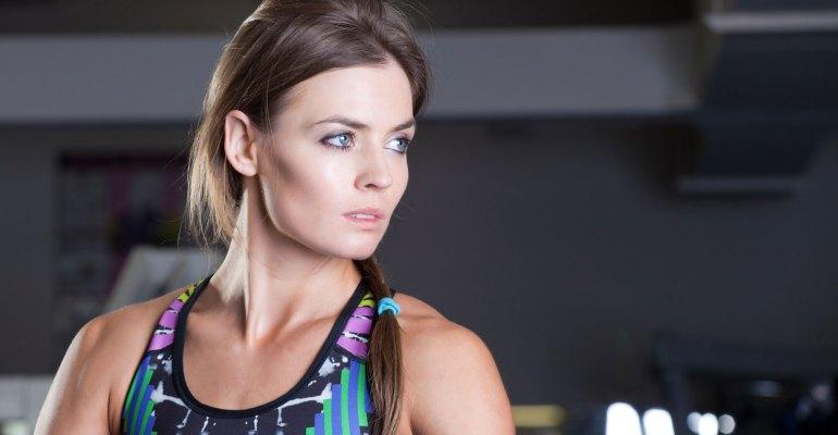 Kate Braithwaite sports model