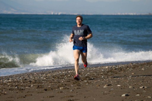 Sean Lerwill enjoys the benefits of HIIT