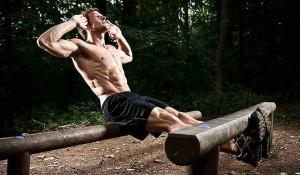 Sean Lewill bodyweight training
