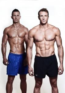 Sean Lerwill and Damian Murray