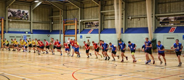 Royal Marines bleep test