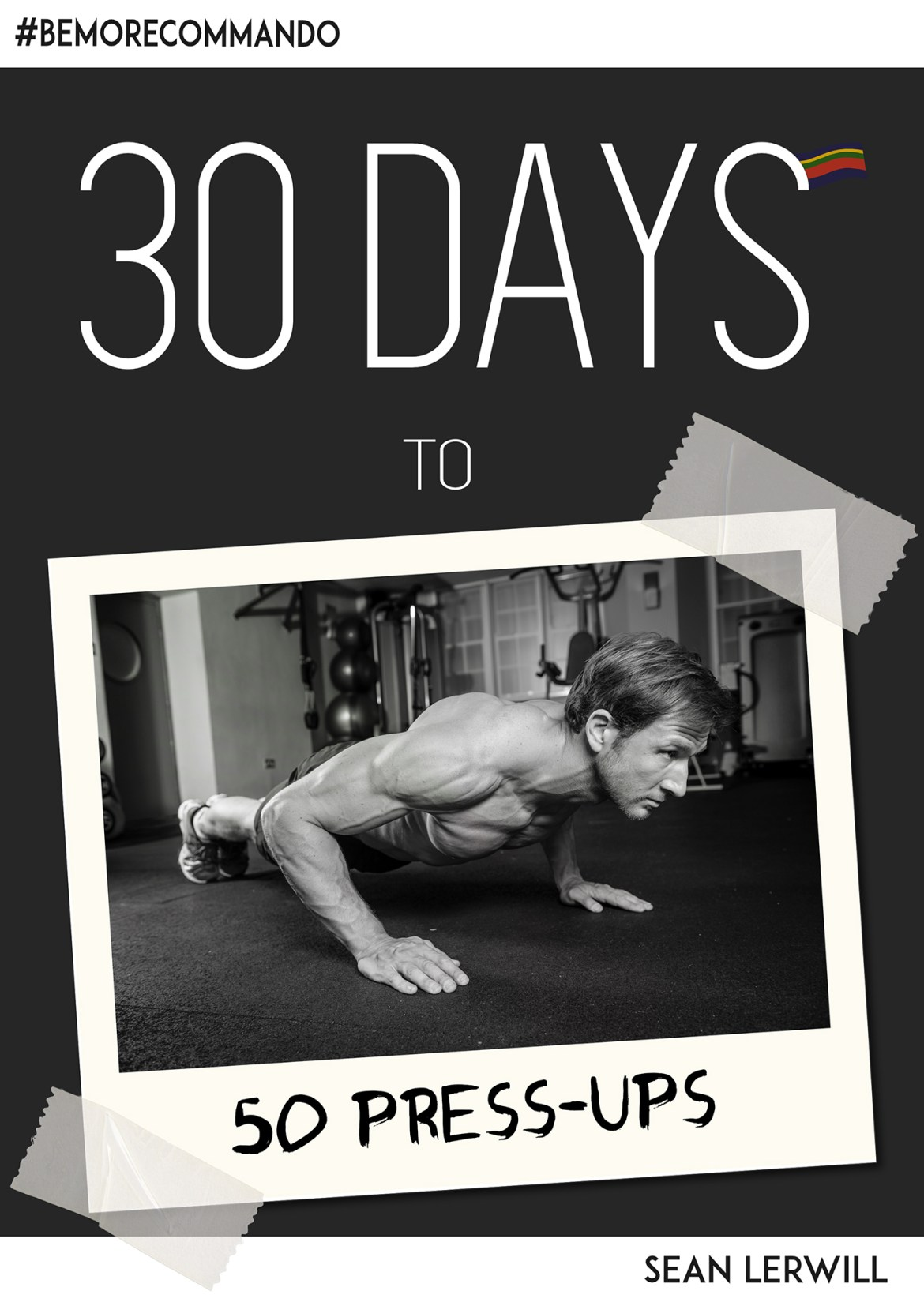 30 Days to 50 Press-ups