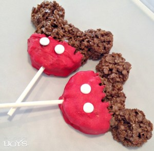Mickey Mouse Treats