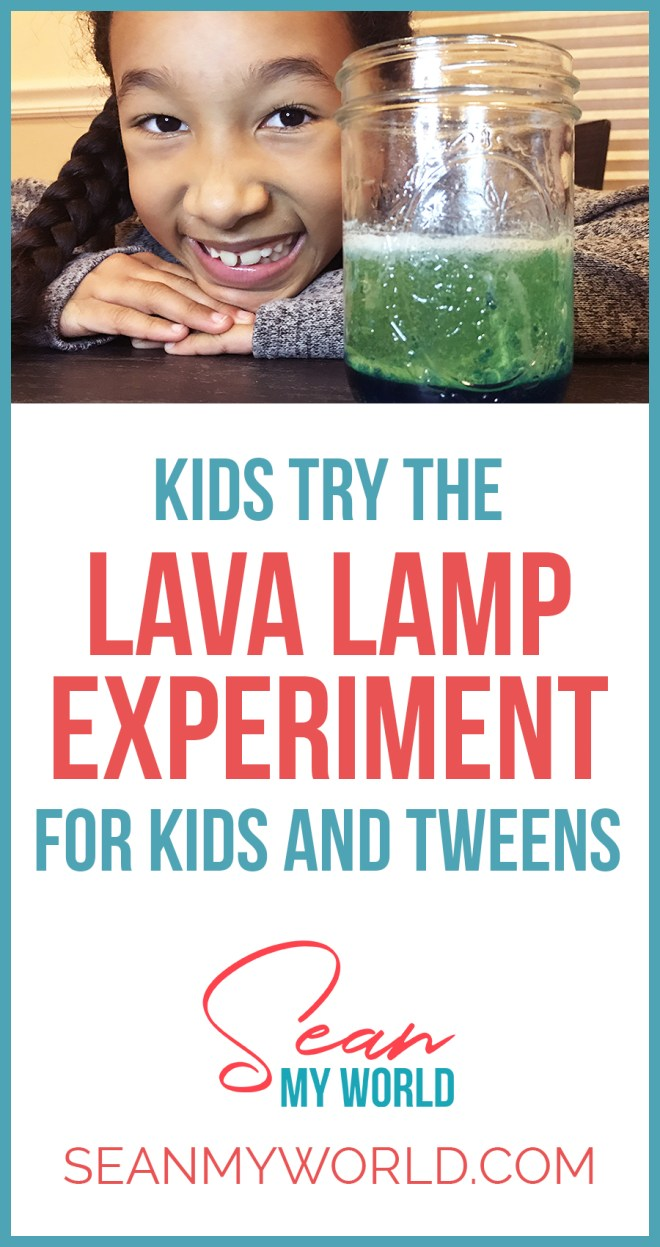 The Lava Lamp Experiment is when you make a homemade lava lamp using oil, colored water, and Alka-Seltzer. Watch as me and my sister Ella try it out!