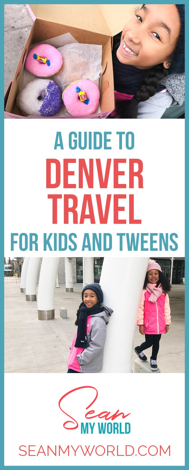 My family and I just took a trip from New York to Colorado. We were only in Denver for one day but still managed to do a lot. Here is my Denver travel vlog!