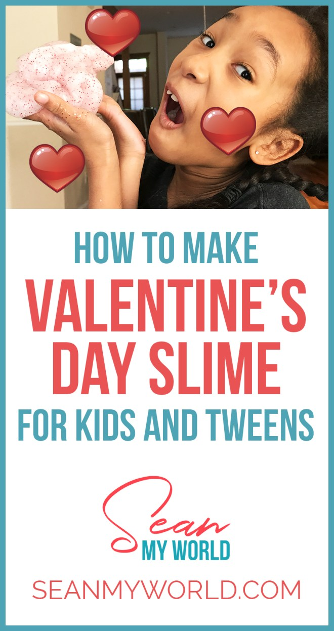 Want to learn how to make Valentines slime? In this video, my sister Ella and I try making Valentines Day slime for the first time.