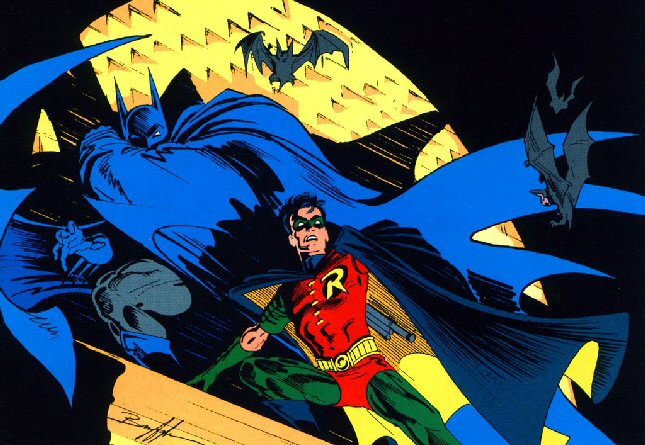 Batman #465, late July 1991, with pencils by Norm Breyfogle