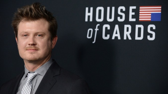 """House of Cards"" creator Beau Willimon"
