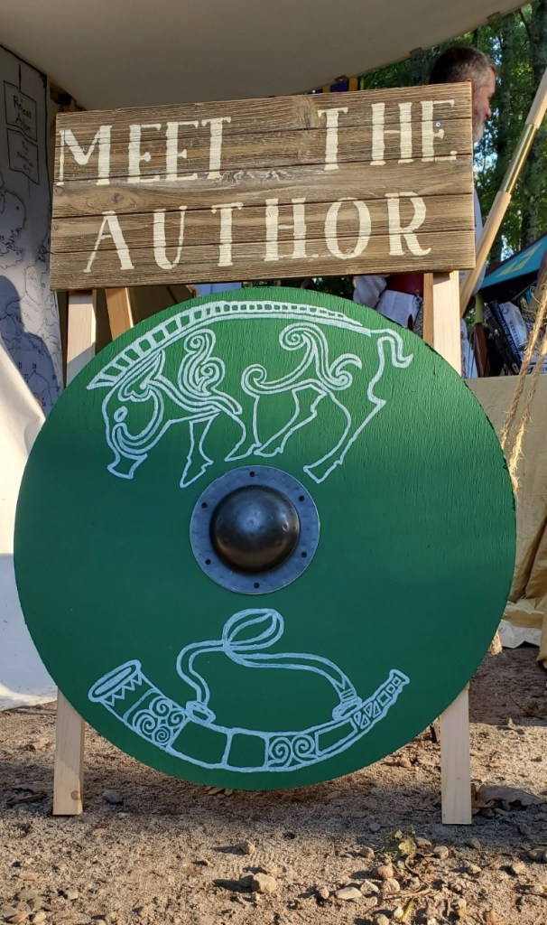 Meet the Author of The Arthurian Age, Historical Fiction about King Arthur