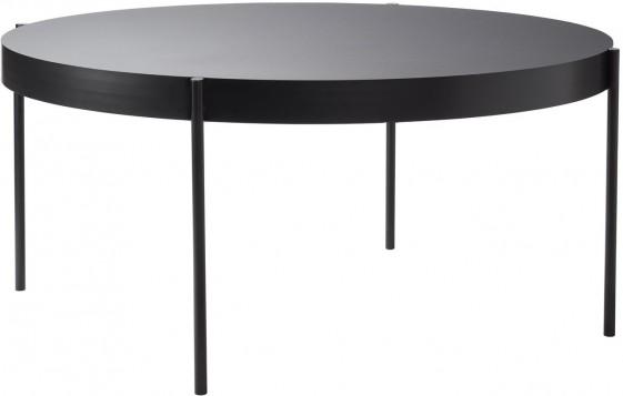 grande table ronde series 430 noire diametre 160 cm