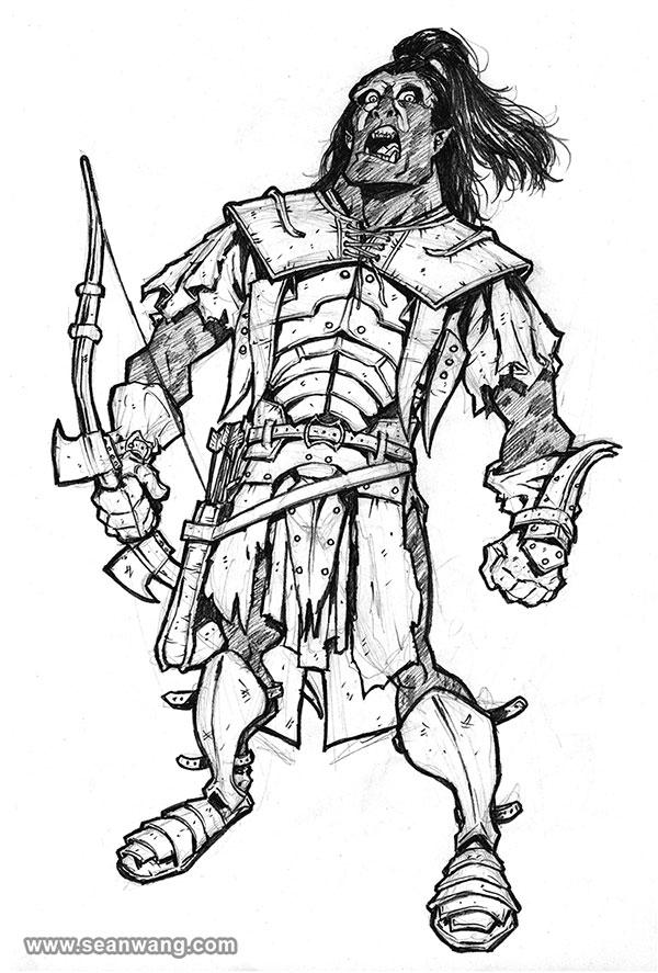 Sean Wang: Comic Creator & Illustrator: Illustrations
