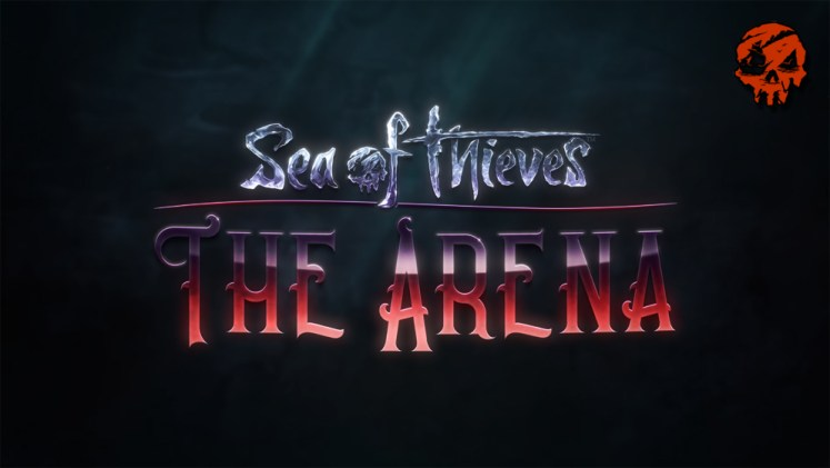 sea of thieves the arena