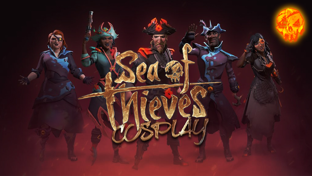 SEA OF THIEVES ET LE COSPLAY