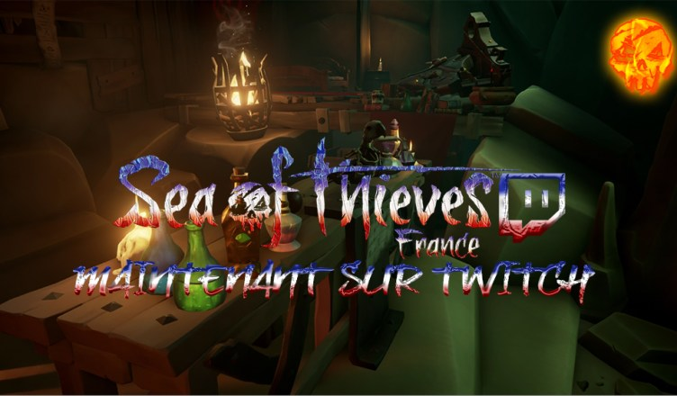 SEA OF THIEVES FRANCE