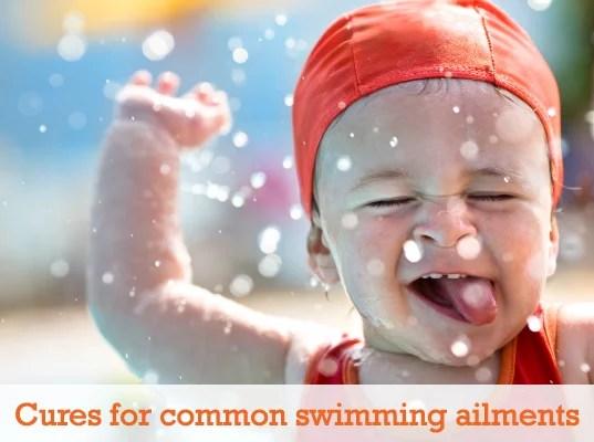 swim ailments