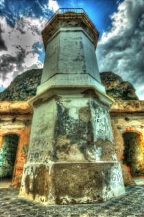 Il Faro di Capo Zafferano a Santa Flavia (PA)