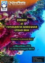Corso Fotosub Marettimo 2019