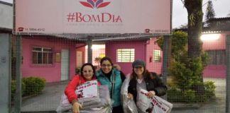 Campanha #BomDia de Inverno distribuiu cerca de 2000 agasalhos