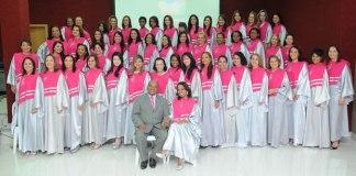 Coral Feminino da Assembleia de Deus Praia da Costa