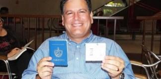 Oficiais do Governo de Cuba impedem pastor Bernardo de Quesada Salomón de deixar o país