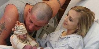 Mãe relatou que Deus lhe deu forças para escolher a vida ao invés do aborto