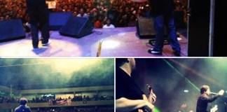 Banda Catedral e DJ PV levantam o público em Recife