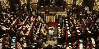 Cristão tenta se candidatar à presidência da Síria