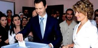 Bashar Al Assad é reeleito presidente da Síria