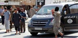 Estado Islâmico (EI) sequestra menina cristã de três anos