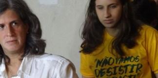 Renata Campos faz 1ª aparição pública após acidente que matou Eduardo Campos