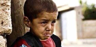 Crianças sem presente aguardam um futuro