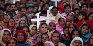 Mais de 100 cristãos foram mortos no último ano no Paquistão