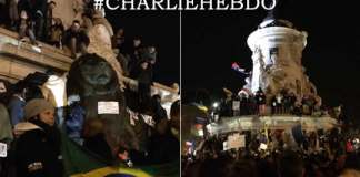 Liberdade de expressão não vale sem fraternidade #CHARLIEHEBDO