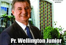 Revista Seara News Nº 3 - Pr. Wellington Junior: candidato à presidência da CGADB