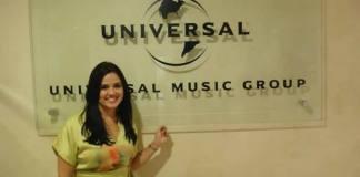 Shirley Kaiser assina contrato com a Universal Music Christian Group