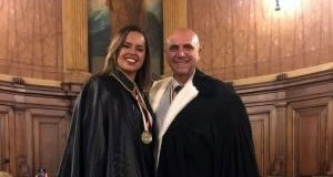 Advogada encontra tema de TCC na Bíblia e recebe homenagem na Itália - 2
