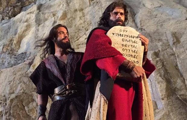 Os Dez Mandamentos - O Filme alcança a marca de 401 mil ingressos em pré-venda histórica