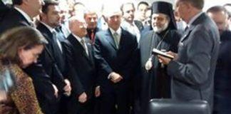 Michel Temer recebe liderança cristã em primeiro ato como presidente