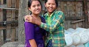 Cresce número de cristãos em Mianmar