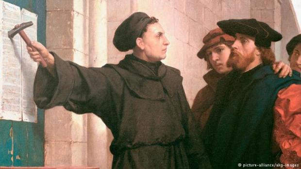 Martinho Lutero, o monge que revolucionou o mundo
