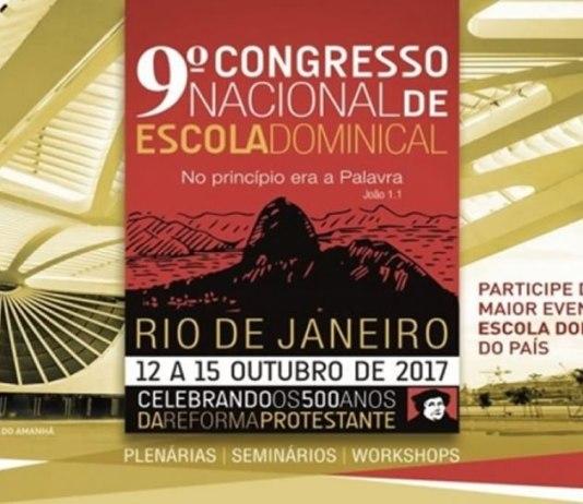9º Congresso de Escola Dominical