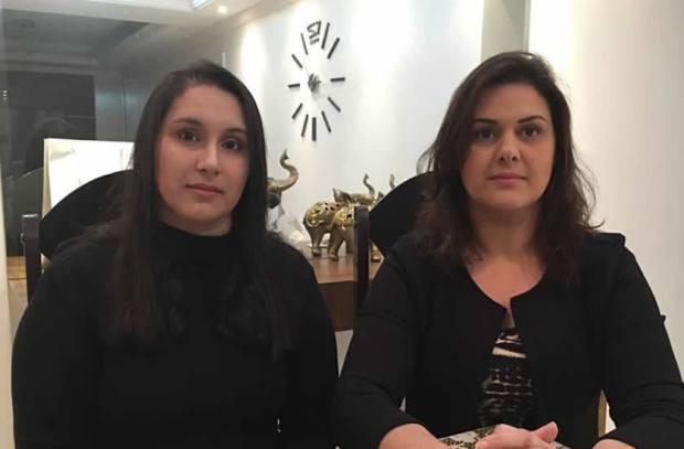 Rosângela e Solaine
